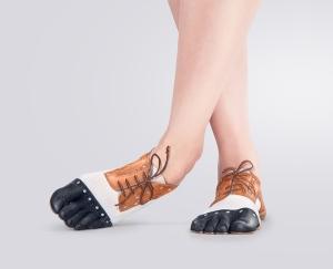 como hacer zapatos para mujer